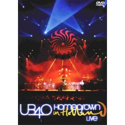 Ub 40 - Homegrown Live In Holland - DVD