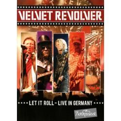 Velvet Revolver - Let It Roll - Live At Rockpalast - DVD