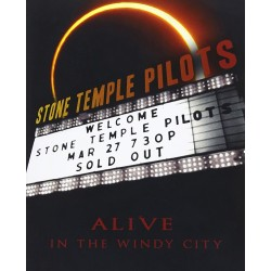 Stone Temple Pilots - Alive In The Windy City - DVD