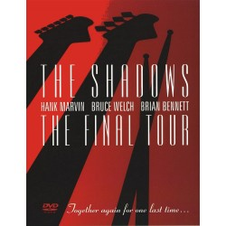 Shadows - Final Tour - DVD