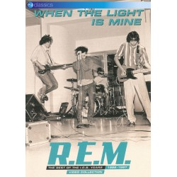 R.E.M. - When The Light Is Mine - DVD