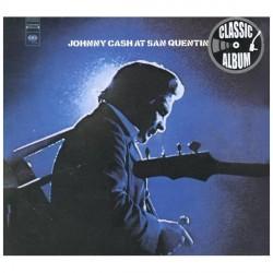 Johnny Cash - At San Quentin - CD Digipack