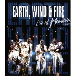 Earth, Wind & Fire - Live At Montreux 1997 - DVD