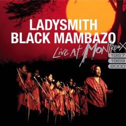 Ladysmith Black Mambazo - Live In Montreux 1987/1989/2000 - CD