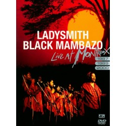 Ladysmith Black Mambazo - Live In Montreux 1987/1989/2000 - DVD