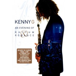 Kenny G - An Evening Of Rhythm & Romance - DVD