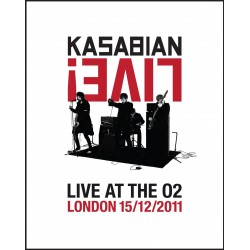Kasabian - Live At The O2 - DVD+CD