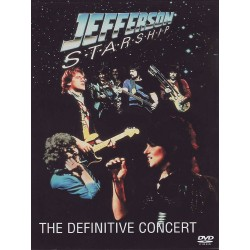 Jefferson Starship - Definitive Concert - DVD