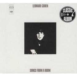 Leonard Cohen - Songs From A Room - CD Digipack