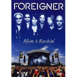 Foreigner - Alive And Rockin - DVD