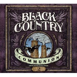 Black Country Communion - 2 - Ltd. Embossed CD digipack