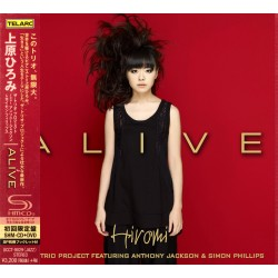 Hiromi Uehara Trio - Alive - Ltd SHM CD+DVD - 2CD