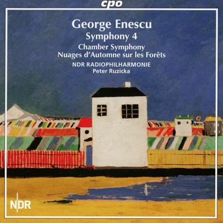 George Enescu - Symphony No.4 In E Minor - CD
