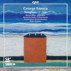 George Enescu - Symphony No.5 / Isis - CD