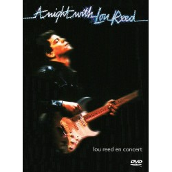 Lou Reed - A Night With Lou Reed - DVD
