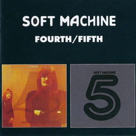 Soft Machine - Fourth / Fifth - CD