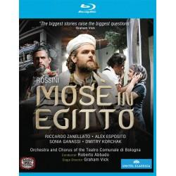 Gioacchino Rossini - Mose In Egitto - Blu-ray