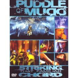 Puddle Of Mudd - Striking That Familiar Chord - DVD