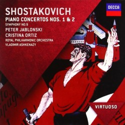 Dmitri Shostakovich - Piano Concertos No.1&2 - CD