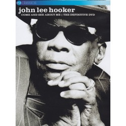 John Lee Hooker - Come And See About Me - DVD