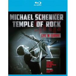Michael Schenker Group - Live In Europe - Blu-ray