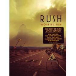 Rush - Working Men - DVD digipack