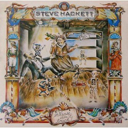 Steve Hackett - Please Don't Touch - CD