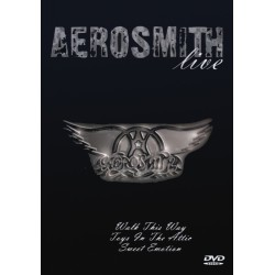 Aerosmith - Live - DVD