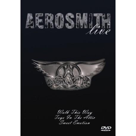 Aerosmith - Live - DVD