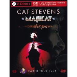 Cat Stevens - Majikat - DVD + CD