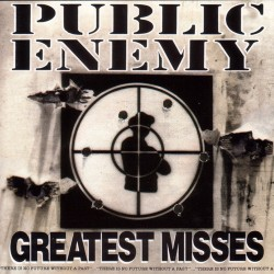 Public Enemy - Greatest Misses - CD
