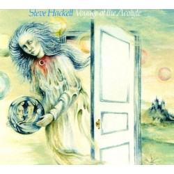 Steve Hackett - Voyage of the Acolyte - CD