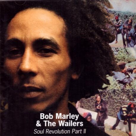 Bob Marley - Soul Revolution Part II - CD