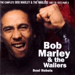 Bob Marley & The Wailers - Soul Rebels - CD