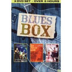 V/A - Blues Box - 3DVD