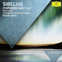 Jean Sibelius - Symphonies Nos. 5 & 7, Karelia Suite - CD
