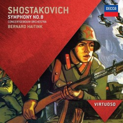 Dmitri Shostakovich - Symphony No.8 In C Minor - CD