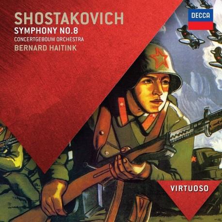 Dmitri Shostakovich - Symphony No.8 In C Minor - CD