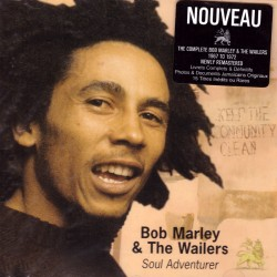 Bob Marley & The Wailers - Soul Adventurer - CD