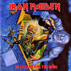 Iron Maiden - No Prayer For The Dying - CD