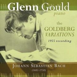 Johann Sebastian Bach - Goldberg Variations - CD