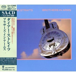 Dire Straits - Brothers In Arms - Japan SACD-SHM