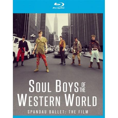 Spandau Ballet - Soul Boys Of The Western World - Blu-ray