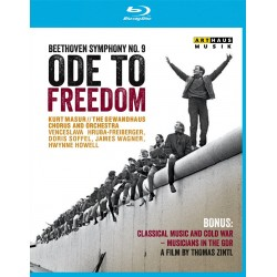 Ludwig van Beethoven - Ode to Freedom - Symphony No. 9 - Blu-ray