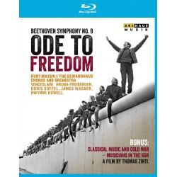 Ludwig van Beethoven - Ode to Freedom - Symphony No. 9 - Blu-ray