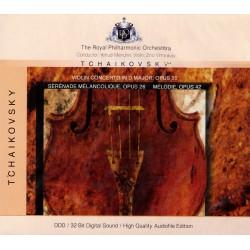 Pyotr Ilyich Tchaikovsky - Violin Concerto In D Major - CD
