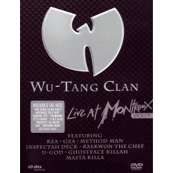 Wu-Tang Clan - Live At Montreux 2007 - DVD