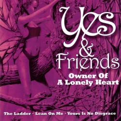 Yes And Friends - Owner of a Lonely Heart - CD