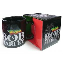 Cana Bob Marley - Distressed Logo - 300 ml, ceramica, Boxed