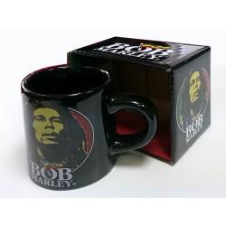 Cana Bob Marley - Logo Face - 100 ml, ceramica, Boxed
